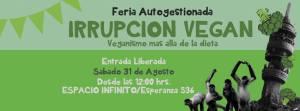 [image: Irrupción Vegan]